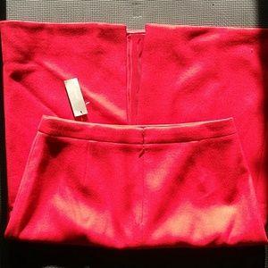 Darling red skirt